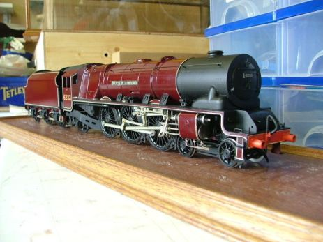 6233 DUCHESS OF SUTHERLAND