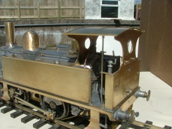 LSWR B4 005